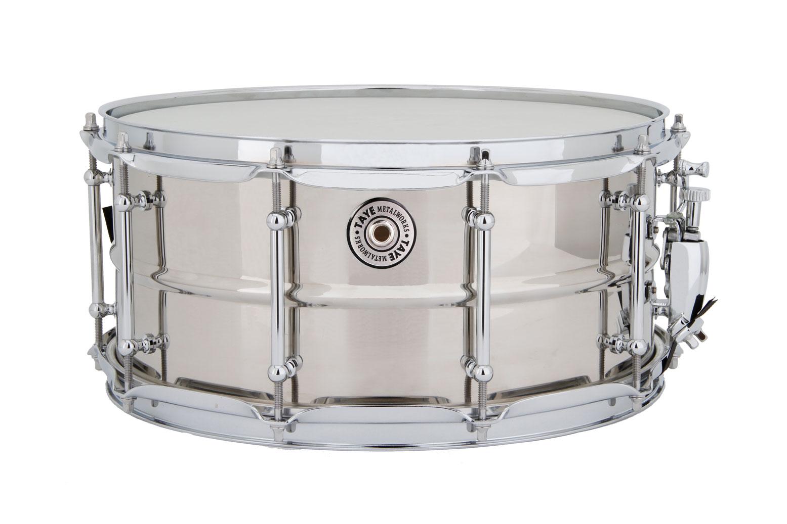 Taye Drums - MetalWorks Snare Drums